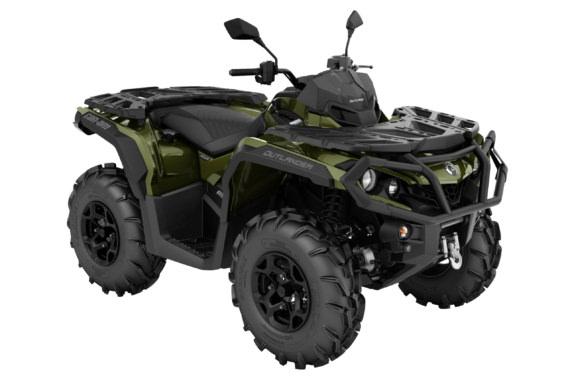 Can-Am Outlander 650 XU+ T | Off-Road ATV 2022