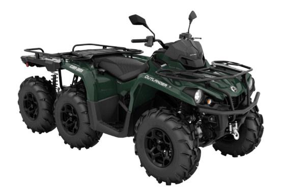 Can-Am Outlander 450 6x6 XU+ T Flat Bed | Off-Road ATV 2022
