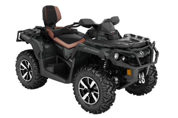 Can-Am Outlander 1000 R MAX Limited | Off-Road ATV 2022