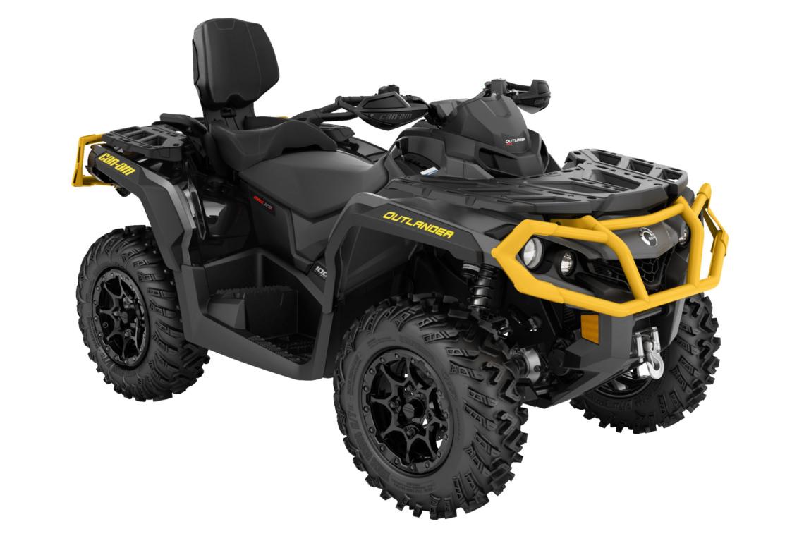 Can-Am Outlander 1000 R MAX XT-P | Off-Road-ATV 2022