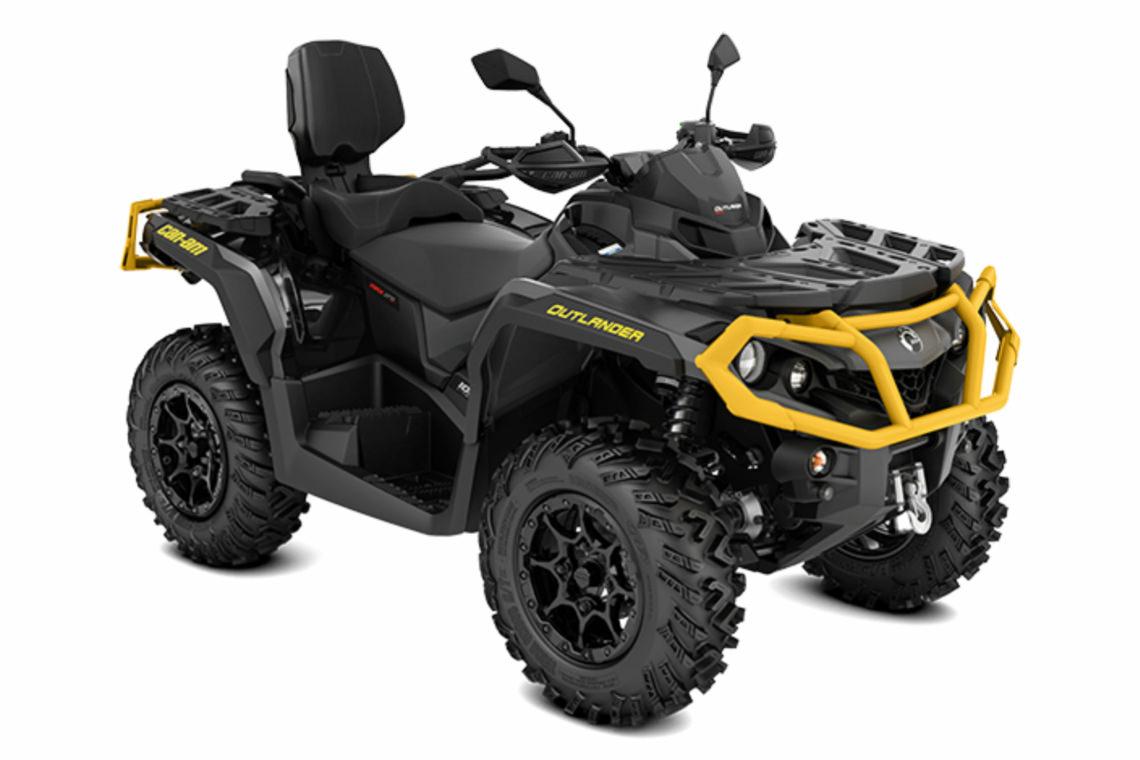 Can-Am Outlander 1000 MAX XT-P T   Off-Road ATV 2022