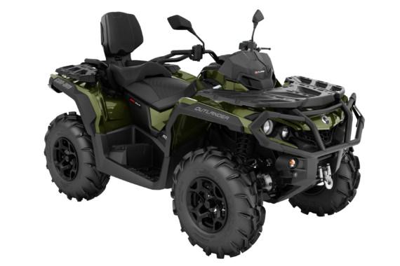 Can-Am Outlander 1000 MAX XU+ T | Off-Road ATV 2022