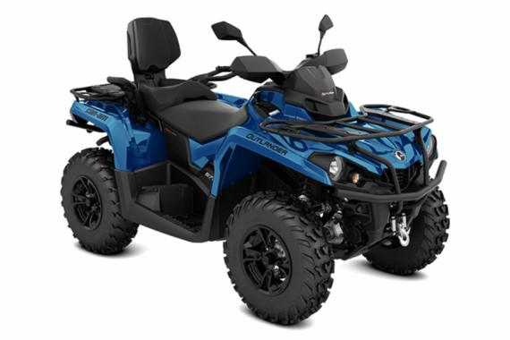 Can-Am Outlander 570 MAX XT T | Off-Road ATV 2022