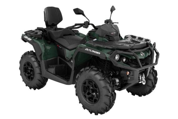 Can-Am Outlander 570 MAX XU+ T | Off-Road ATV 2022