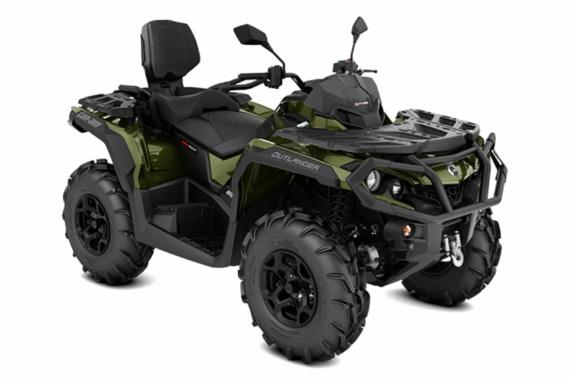 Outlander 650 MAX XU+ T | Off-Road ATV 2022