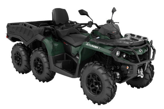 Can-Am Outlander 650 Max 6x6 XU+ T Side Wall | Off-Road ATV 2022