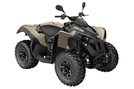 Can-Am Renegade 650 T   Off-Road ATV 2022