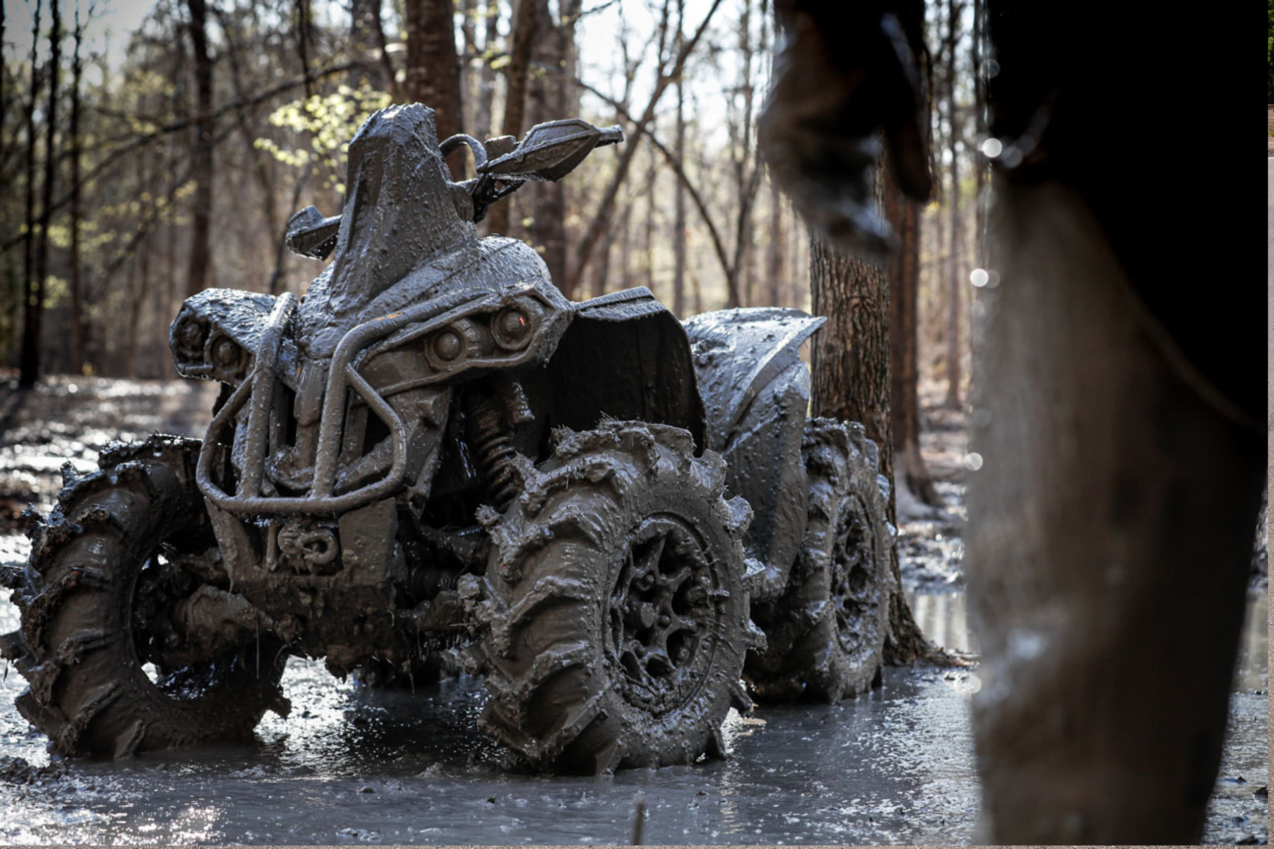 Can-Am Renegade X mr 1000R   Off-Road ATV 2022