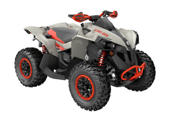 Can-Am Renegade 1000 R X XC   Off-Road ATV 2022