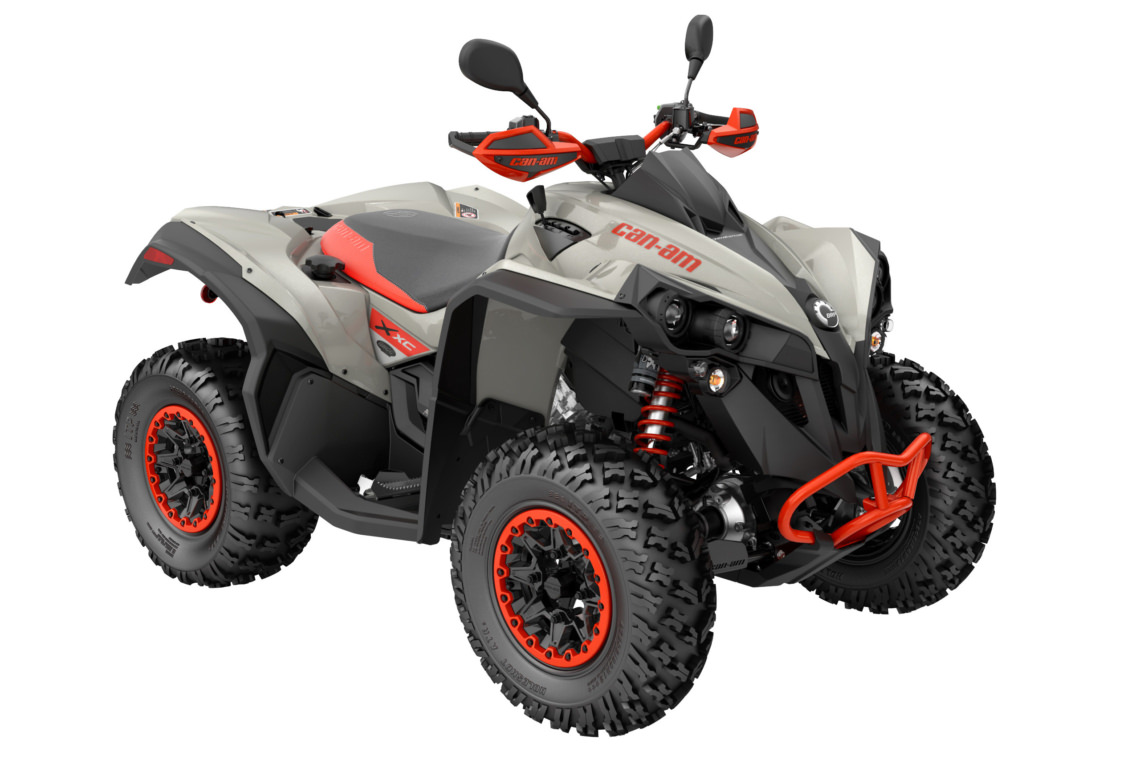 Can-Am Renegade 1000 X XC T   Off-Road ATV 2022