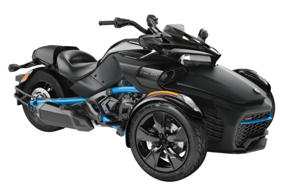 Can-Am Spyder 1330 ACE F3 S | On-Road Roadster 2022