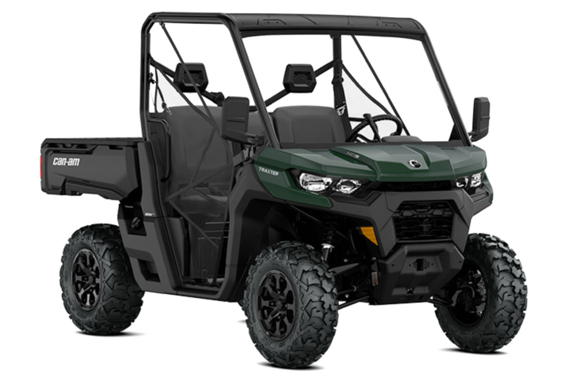Can-Am Traxter 900 HD9 DPS | Off-Road SSV 2022