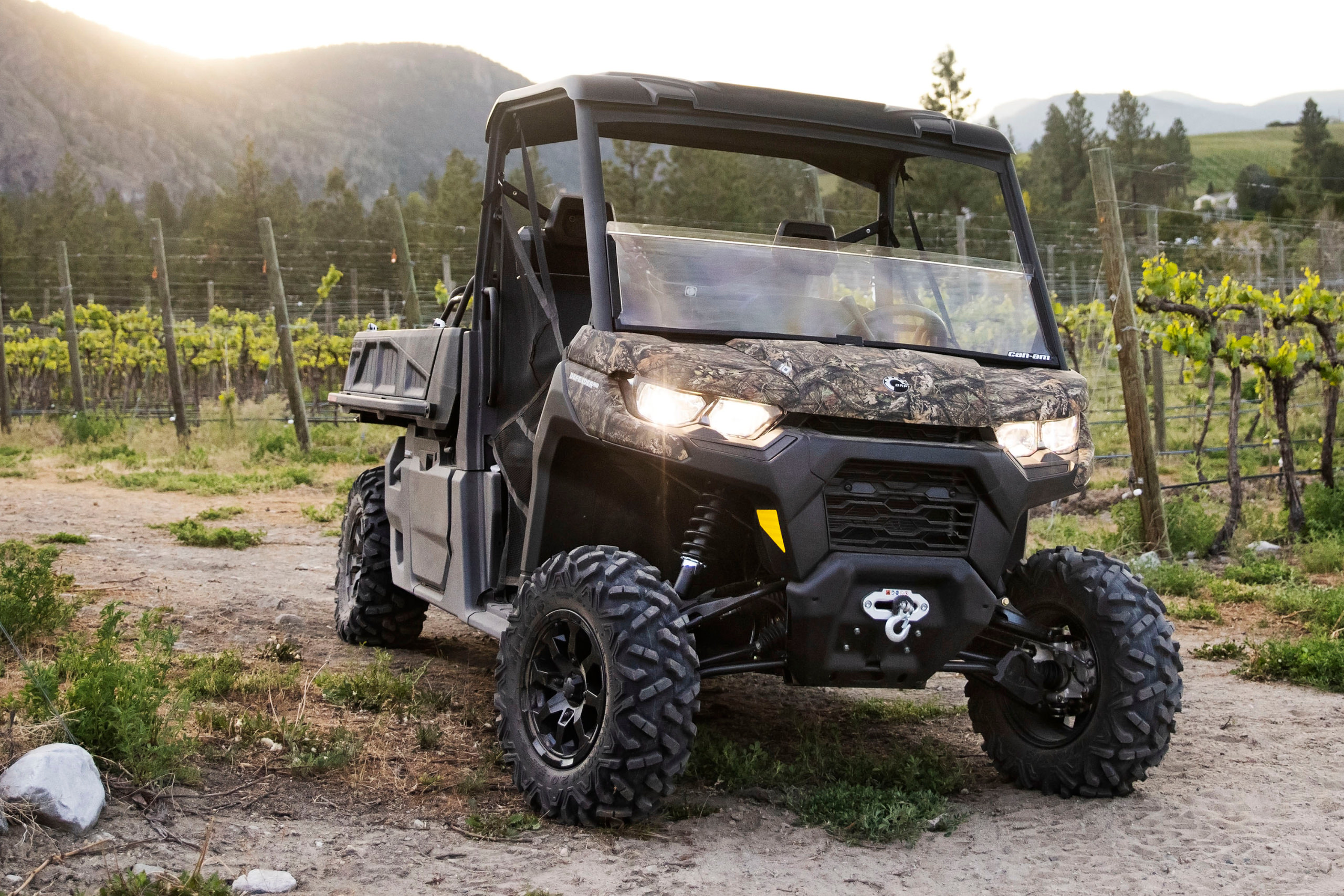 Can-Am Traxter X mr 1000R | Off-Road ATV 2022