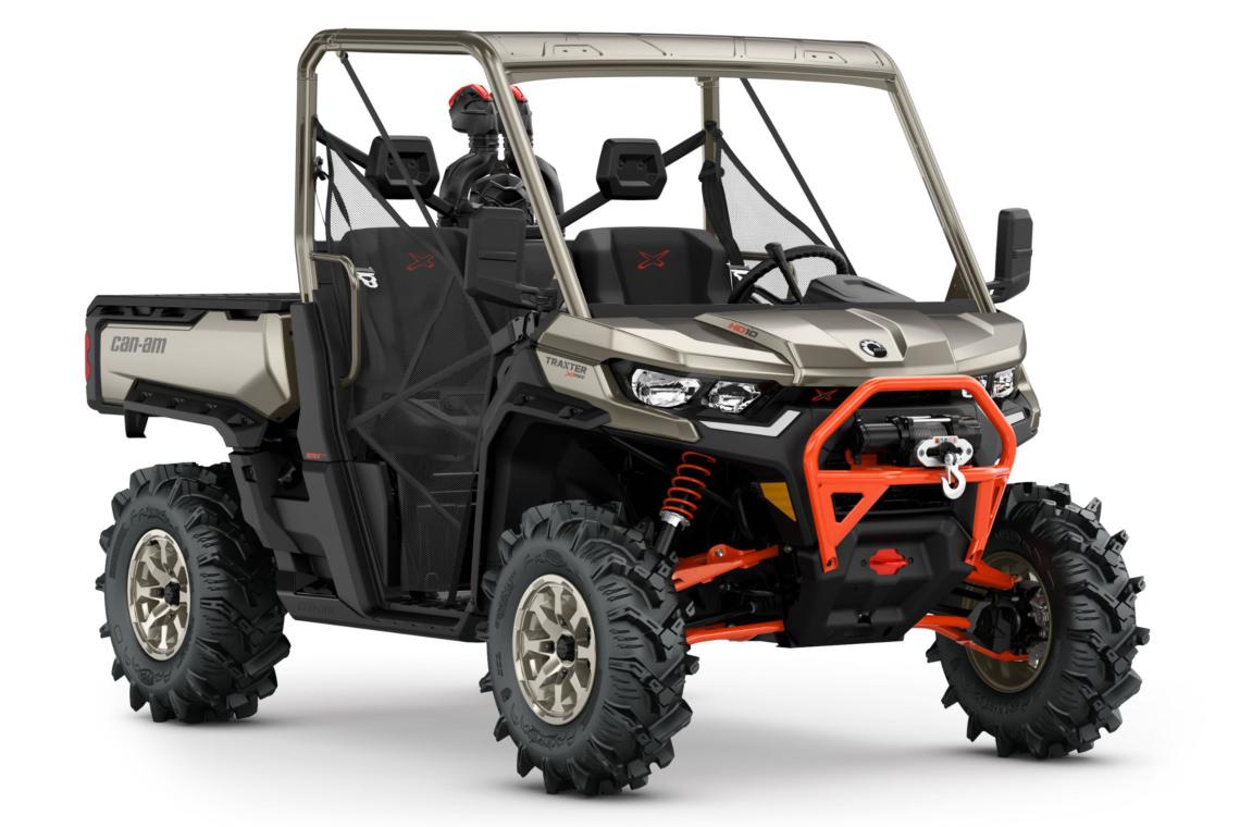 Can-Am Traxter 1000 HD10 XMR   Off-Road SSV 2022
