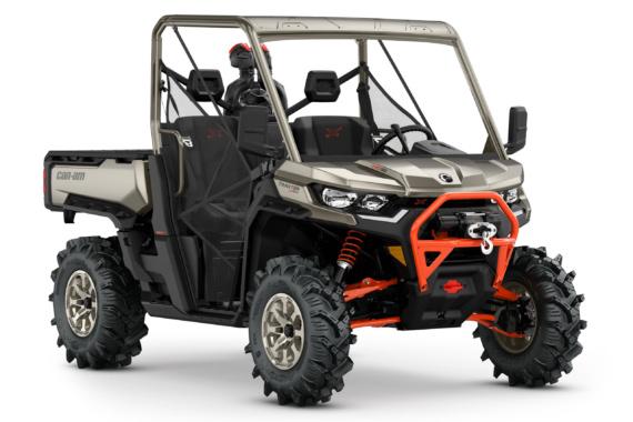 Can-Am Traxter 1000 HD10 XMR | Off-Road SSV 2022