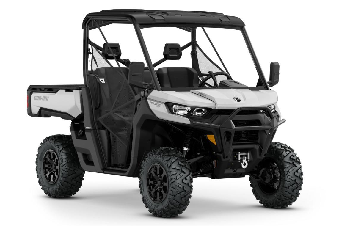 Can-Am Traxter 1000 HD10 XT | Off-Road SSV 2022