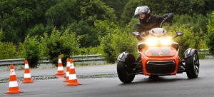 Can-Am Spyder - Fahrsicherheitstraining 2018
