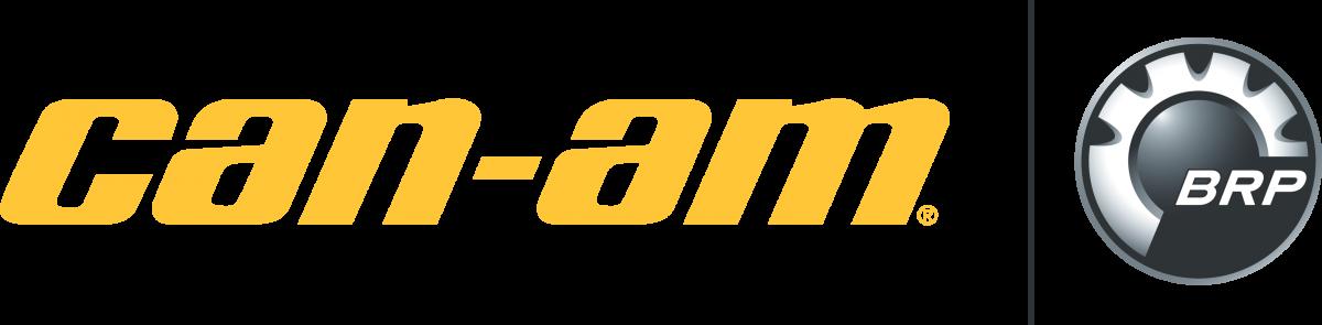 Gelbes Can-Am Logo