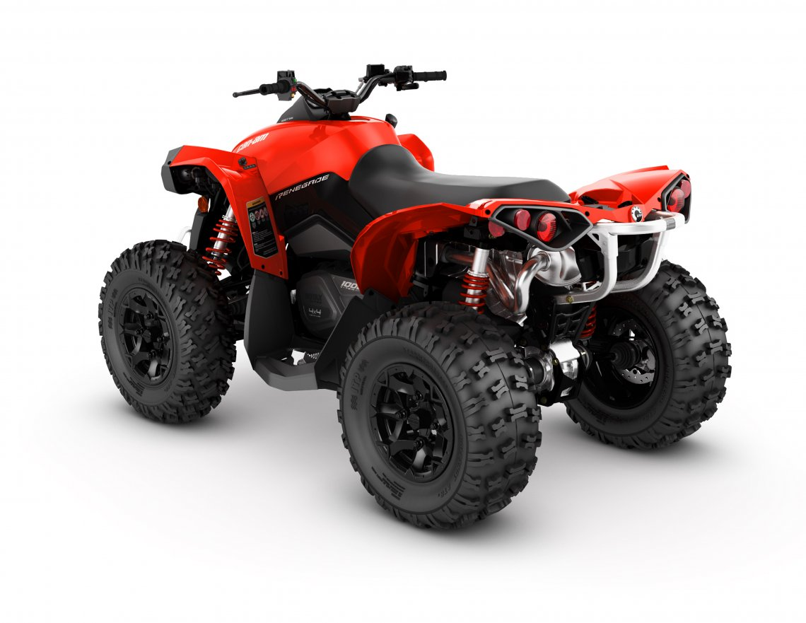 Renegade 570