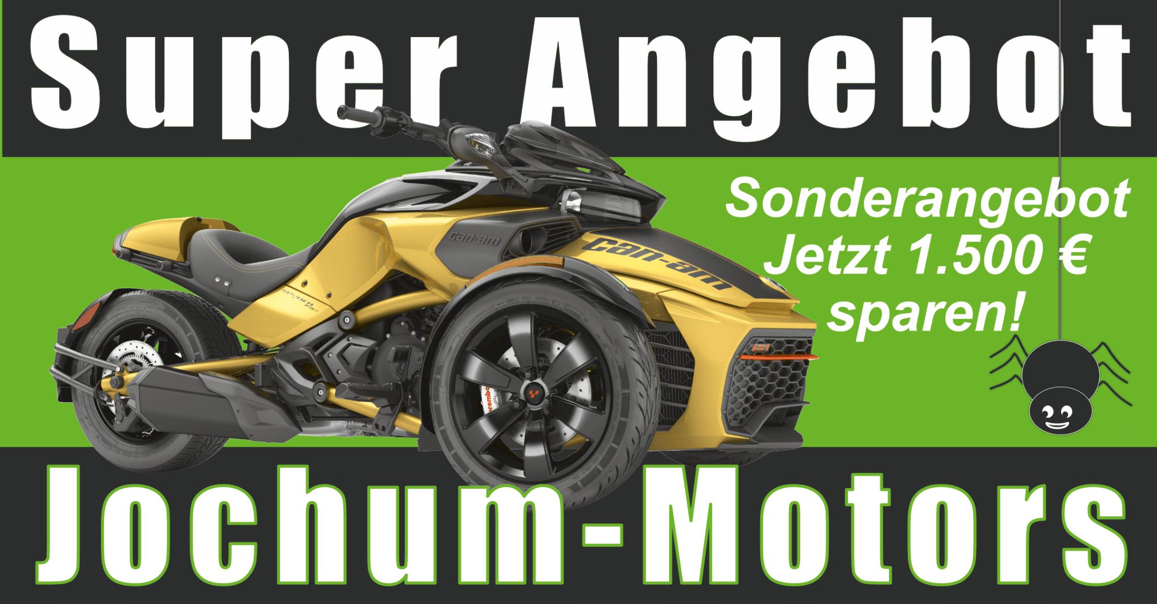 Can-Am Spyder F3 S Angebot
