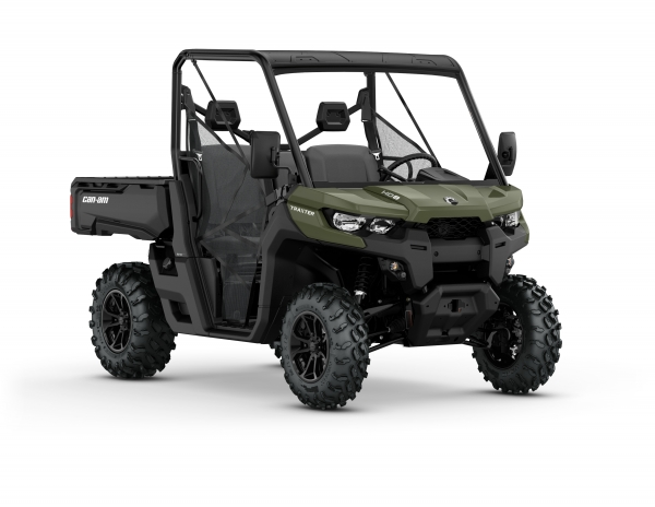 Can-Am SSV Traxter Convenience HD8 Grün