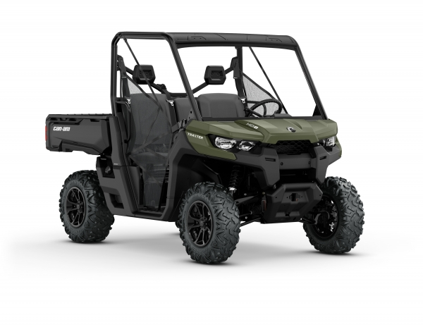 Can-Am SSV Traxter DPS HD8 Grün