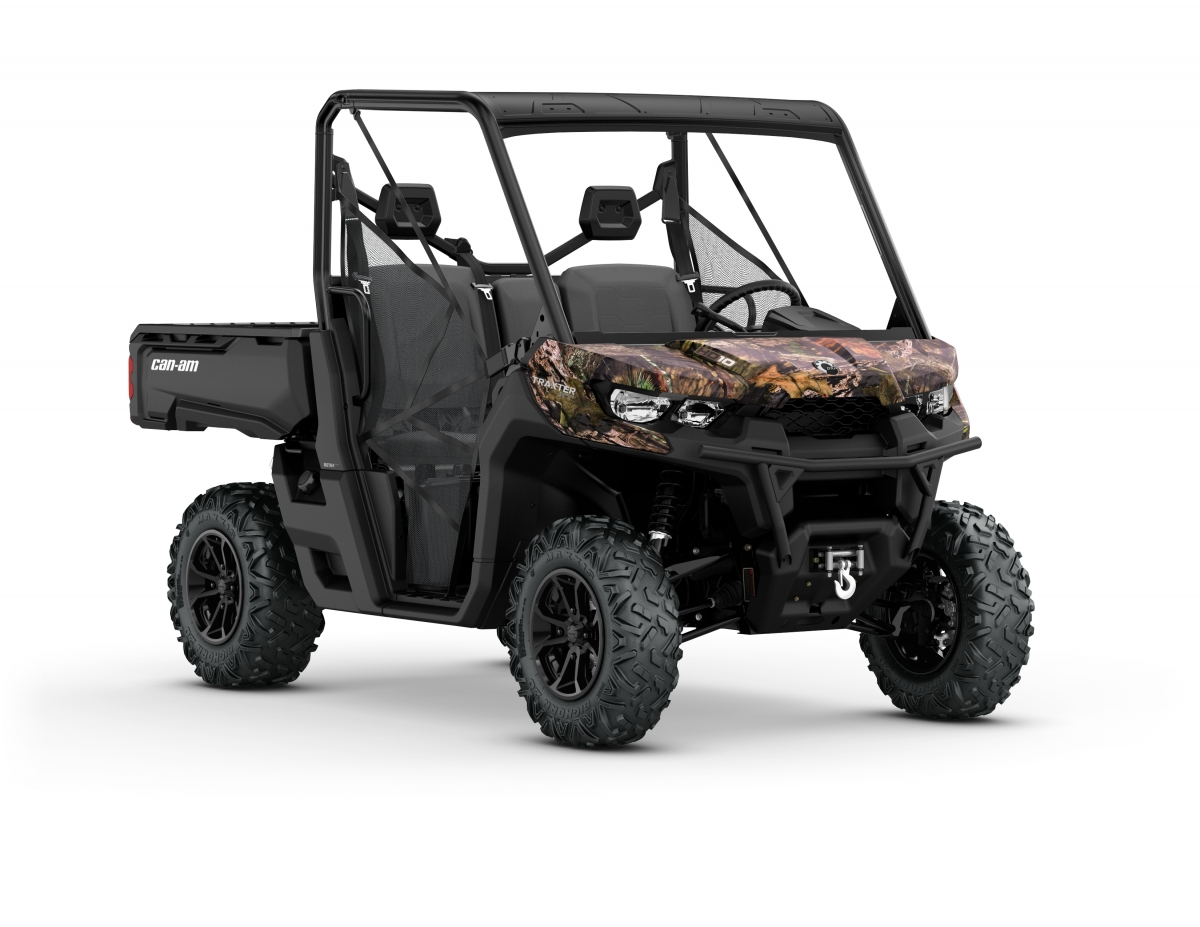 Can-Am SSV Traxter XT HD10 Mossy Oak Break Up Country Camo