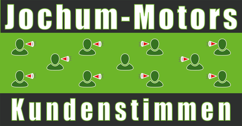 Kundenstimmen - Jochum-Motors