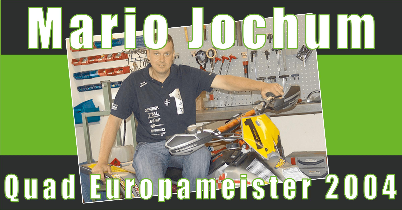 Mario Jochum - Quad-Europameister-2004