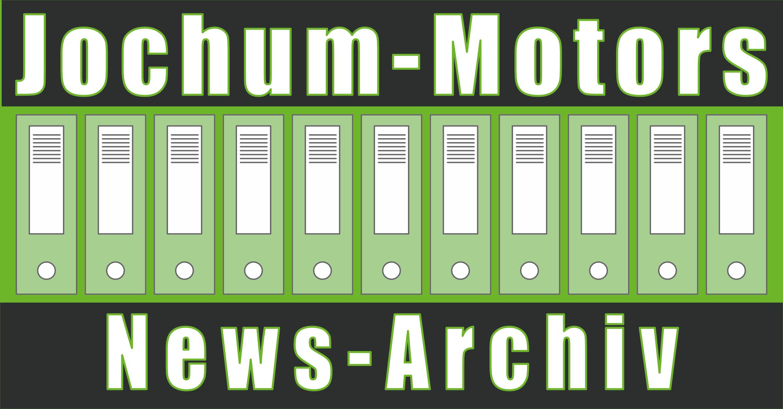 News-Archiv - Jochum-Motors