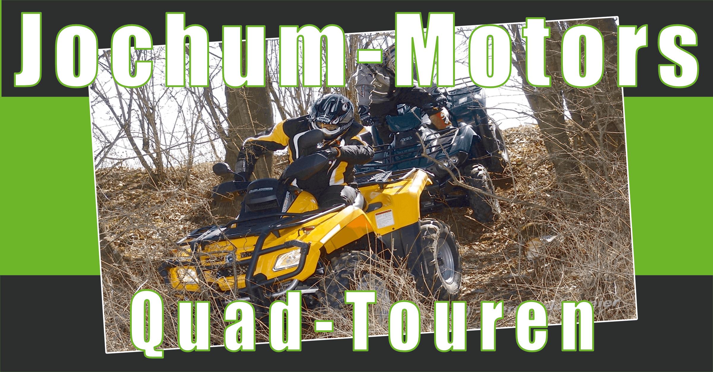 Quadtouren - Jochum-Motors