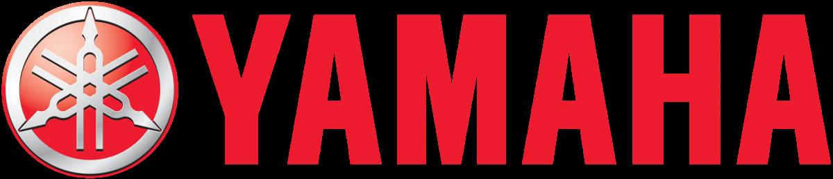 Rotes Yamaha Logo